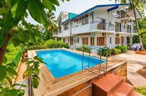 Capella Leisure — Apartment for rent in Calangute