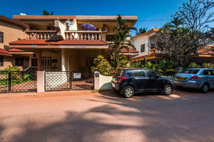 Calangute Residency — Villa for rent in Calangute
