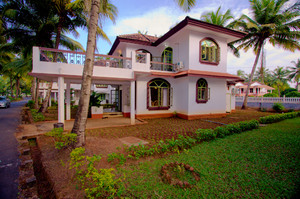 Villa Fenix — Villa for rent in Betalbatim