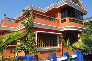Colva Holiday Home — Holiday villa for rent in Colva