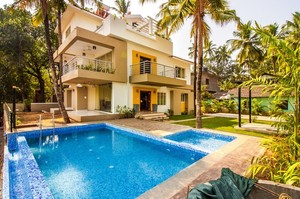 Maliya villa — Luxury villa for rent in Calangute