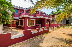Roseflower Villa — Villa for rent in Colva