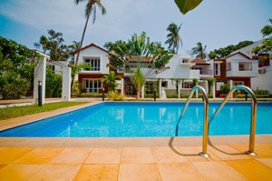 Dream Valley Villa — Luxury villa for rent in Candolim