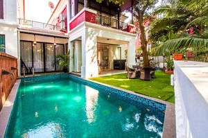 Villa Scarlett — Luxury villa for rent in Candolim