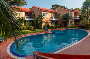 Tango Mango — Villa for rent in Candolim