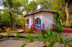 Casa Rosa — Villa for rent in Anjuna