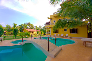 Arabella — Luxury villa for rent in Morjim