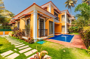 Dawn Nest Apartment — Villa for rent in Calangute