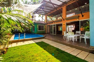 Villa Bella — Luxury villa for rent in Calangute