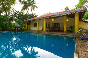 Eden Rock — Holiday villa for rent in Mapusa