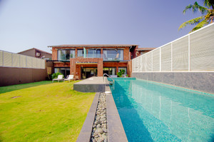 Villa Vivienne Serena — Luxury villa for rent in Candolim
