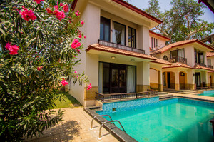 Greek Valley D — Villa for rent in Calangute