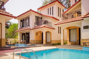 Greek Valley B — Villa for rent in Calangute