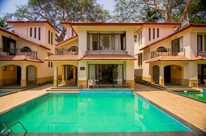 Greek Valley A — Holiday villa for rent in Calangute