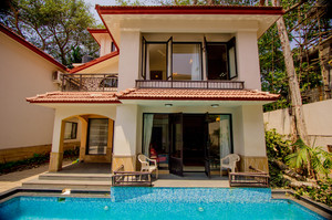Greek Valley C — Holiday villa for rent in Calangute
