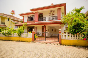 Kylea House — Holiday villa for rent in Colva