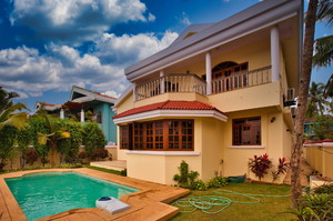 Sunny Hills — Holiday villa for rent in Colva