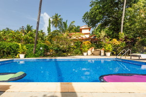 The Tiger Villa — Villa for rent in Dona Paula