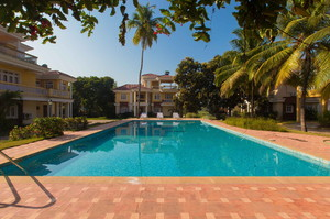 Country Park — Villa for rent in Betalbatim