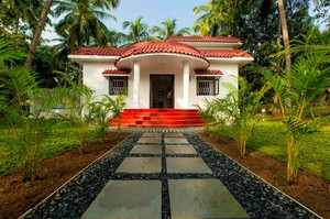 Astoria Garden — Holiday villa for rent in Palolem