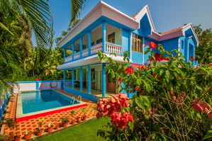 Orchard Garden — Luxury villa for rent in South Goa