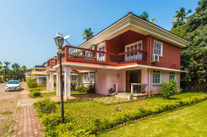 Kamila — Holiday villa for rent in Colva