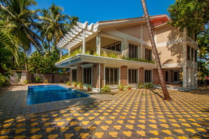 Salvia Villa — Luxury villa for rent in Baga