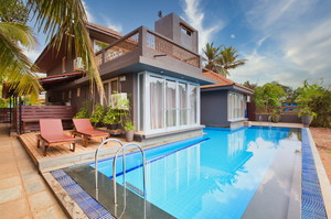 Sierra Villa — Luxury villa for rent in Calangute