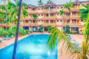 Highland Apartment — Apartment for rent in Candolim