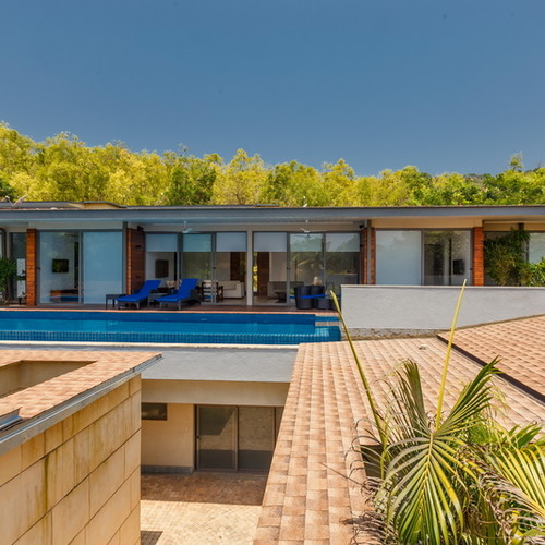 Kingfisher villa with swimming pool