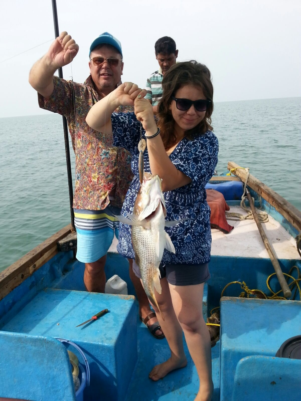 Fishing In Goa