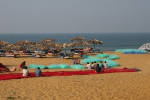 Calangute beach photos