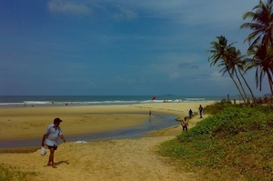 Cansaulim Beach: Family holidays in Goa