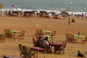 Recreation and holidays spending in Calangute