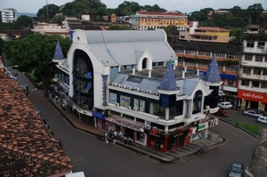 Shopping and entertainment in Panaji