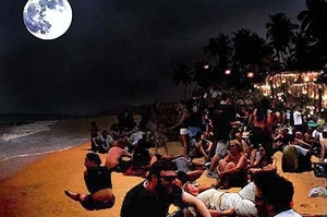 Nightlife of Goa