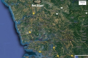"The opening of the airport ""Mopa"" in Goa is planned for 2015"