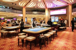 Casino and gaming houses in Goa