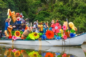 Sao Joao Festival in June