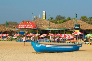 Top 5 Goa Beaches