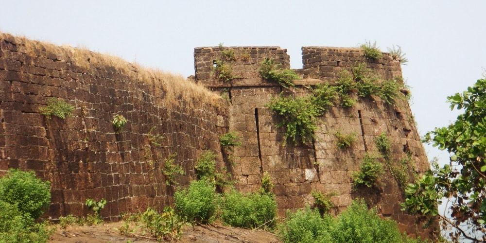 Fort Cabo De Rama Goa