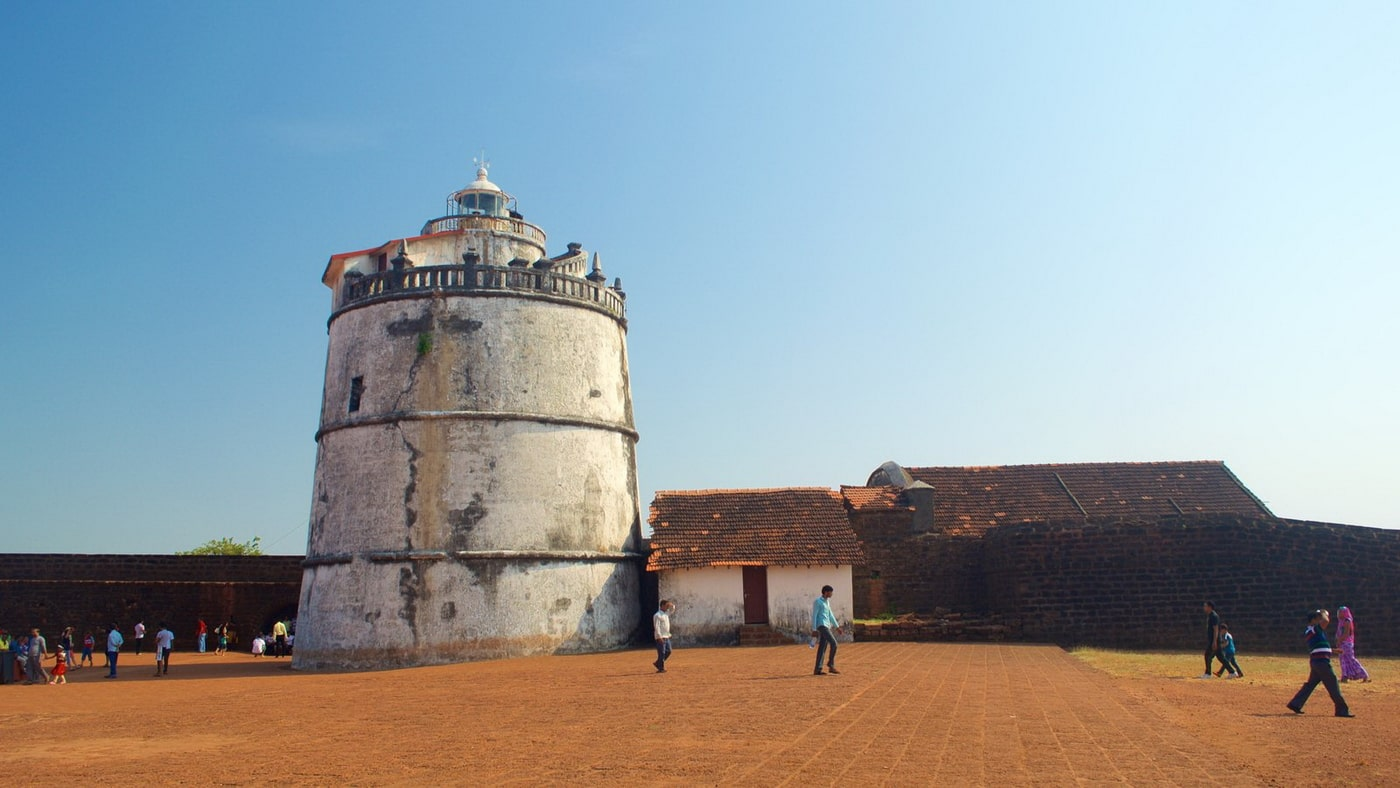 Fort Aguada in Goa [Travel Guide]