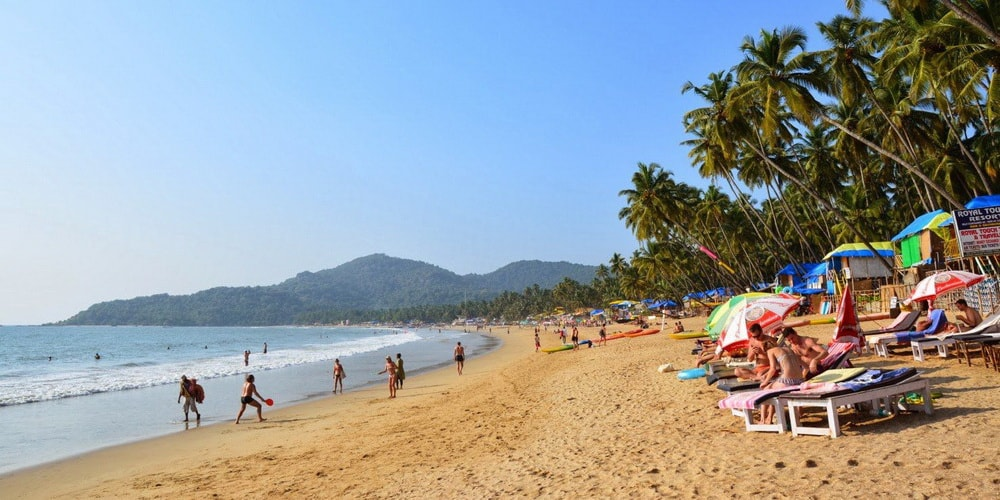 Top Goa Beaches