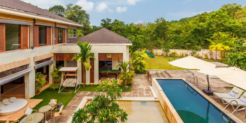 Luxury Villas in North Goa