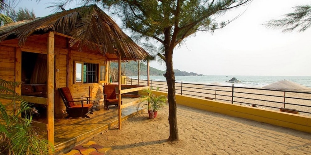 Rama Resort at Agonda Beach Goa
