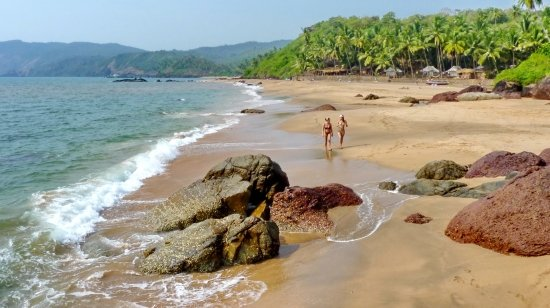 Cavelossim beach india