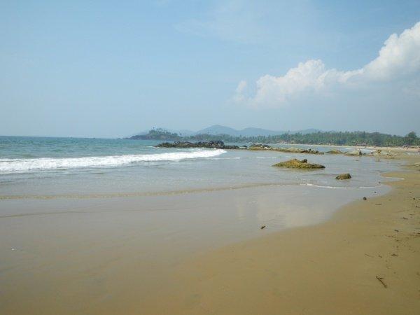 Patnem beach resort goa