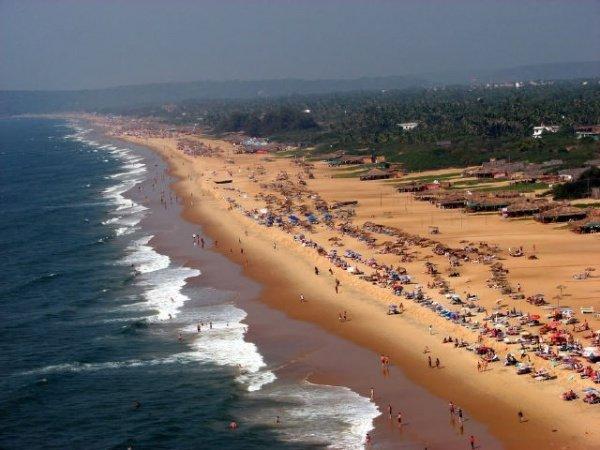 Budget Beach Resorts In Calangute Goa
