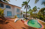 House for rent in Vagator North Goa