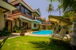 Holiday villa rentals in Pilerne North Goa